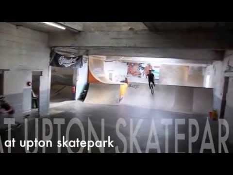 one minute at upton skatepark with joe ferguson
