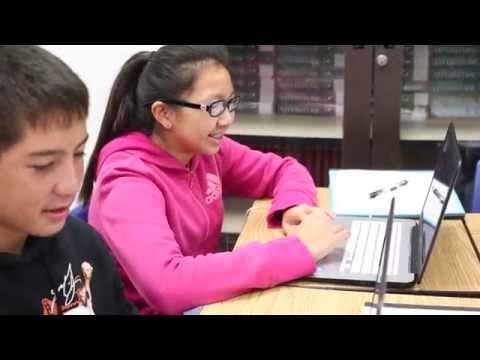 Martin Murphy Middle School - Multicultural Journalism Class