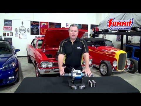Eaton Detroit Truetrac Limited-Slip Differential