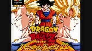 Dragon Ball Z Ultimate Battle 22 Super Saiyan 2 Gohan Theme