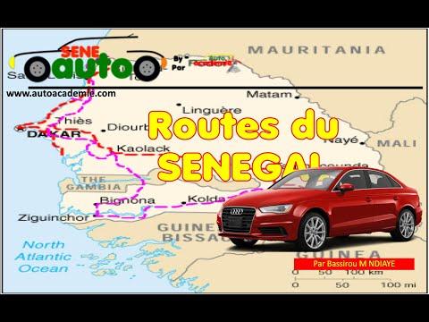 Routes du Senegal: Rufisque entre autoroute à peage et HLM Rufisque