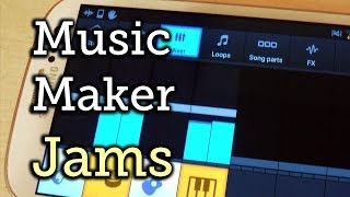 Mix Beats & Be an Android DJ with Music Maker Jam - Samsung Galaxy S3 [How-To]