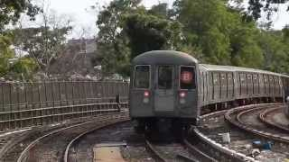 Sheepshead Bay (BMT Brighton Line) Action!
