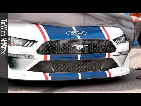 2020 NASCAR Xfinity Series Ford Mustang Reveal