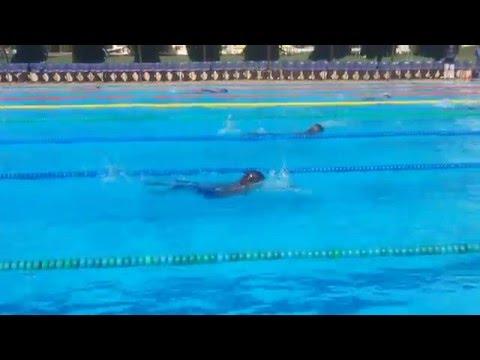 Andrew Nelson Okoth -- 100 Meter IM Oshwal Academy Swim Gala November 2015