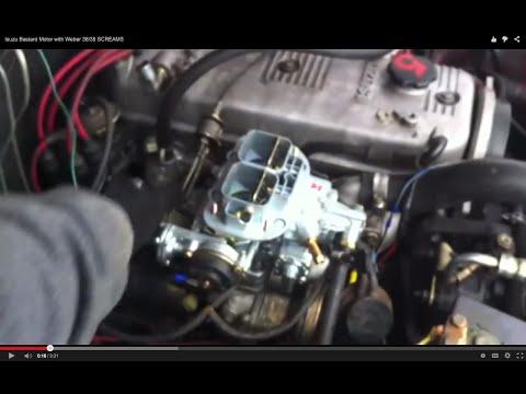Weber 38 carb stumbling    | Doovi