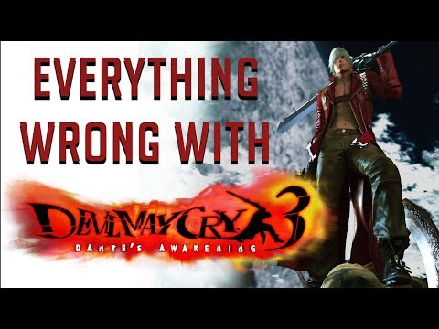 GamingSins: Everything Wrong With Devil May Cry 3 (Special Edition)