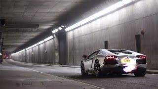 Lamborghini Aventador Exhaust Sound And Acceleration