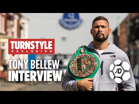 Tony Bellew Talks Everton, Tim Cahill, Ronald Koeman, Romelu Lukaku and More...
