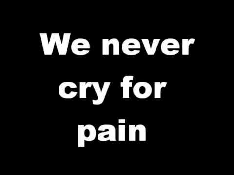 Edguy-Superheroes lyrics