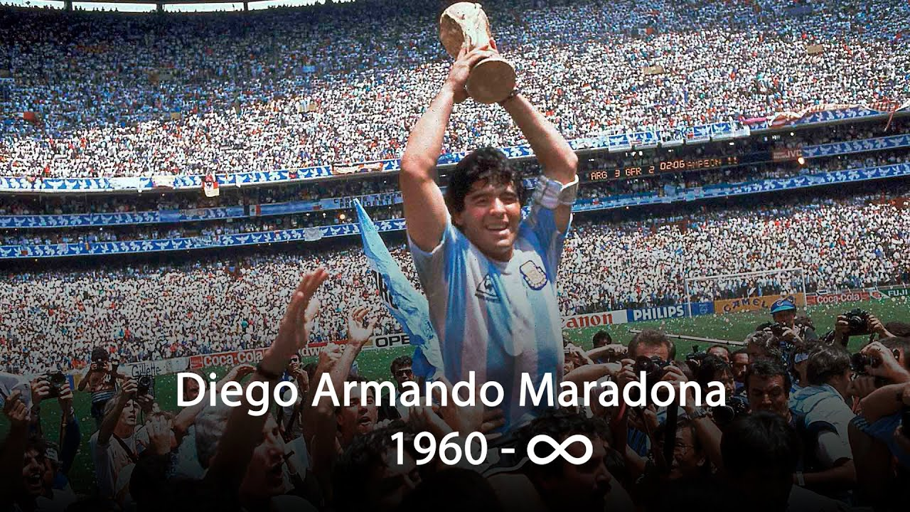 """Gracias Diego Maradona - Ke Personajes """"Justo a Tiempo"""""""