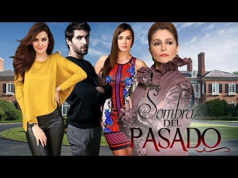 Sombras del Pasado  Entrada Webnovela 2017, Priscila Perales, Osvaldo de León y Daniela Romo