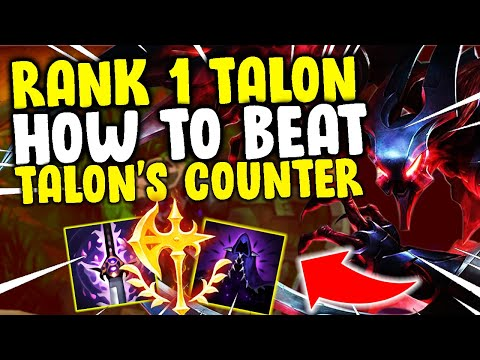 #1 TALON WORLD VS TALON'S HARDEST MATCHUP - LEAGUE OF LEGENDS