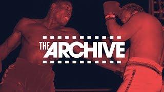The Archive | Frank Bruno vs Joe Bugner