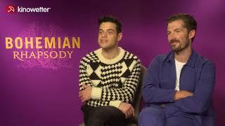 Baixar Interview Rami Malek & Gwilym Lee BOHEMIAN RHAPSODY
