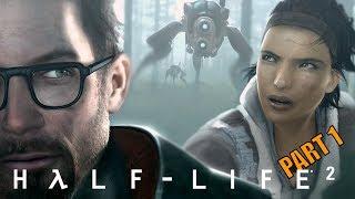 Half-Life 2 ***BLIND Playthrough*** PART 1 | DaVinci PLAYS