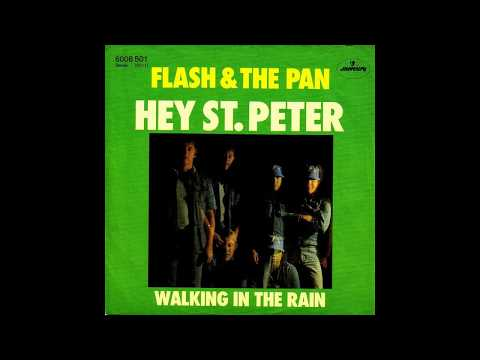 Flash And The Pan - Hey, St. Peter - 1977