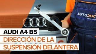 Guías de mantenimiento y manuales de reparación paso a paso para Audi A4 B5