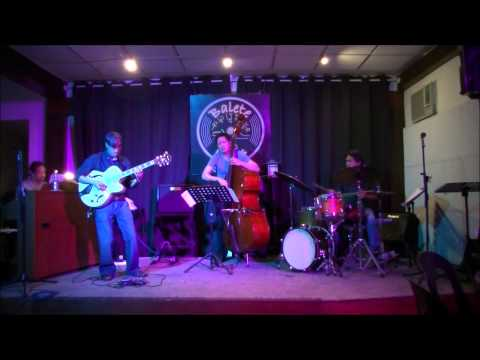 "cover of Pat Metheny's ""Soul Search"" -RDP Project Live"