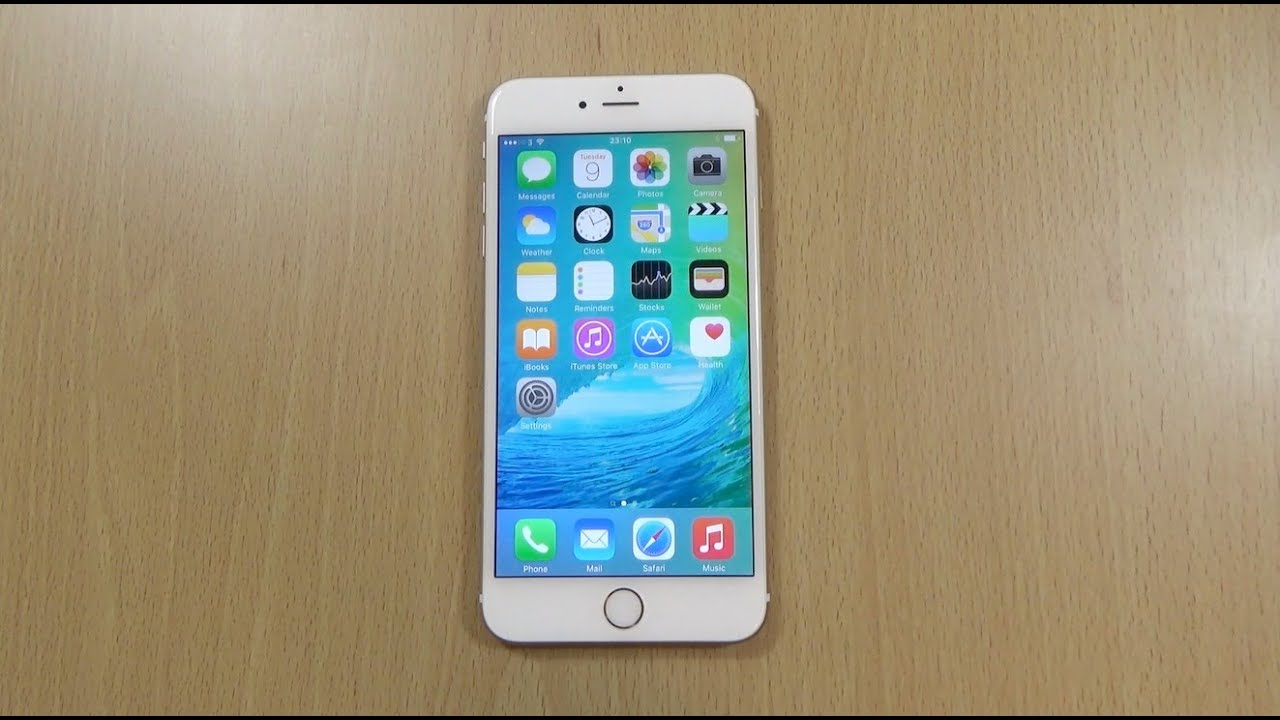 iphone 6 plus ios 9 beta review youtube. Black Bedroom Furniture Sets. Home Design Ideas