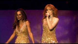 Girls Aloud - Jump - HD [Tangled Up Tour DVD]