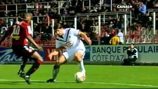 OGC Nice - Bordeaux (2008-2009)