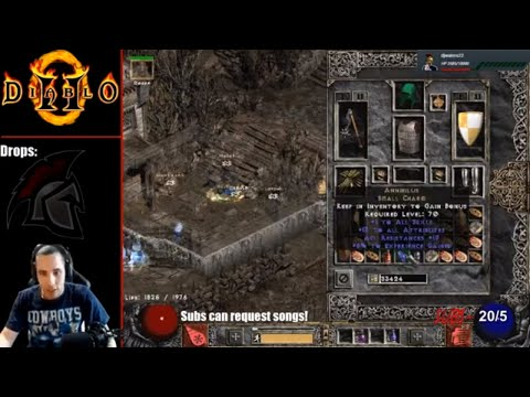 💢 MY FIRST ANNI THIS LADDER - HOW TO HUNT DIABLO CLONE 💢