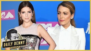 Anna Kendrick Opens Up About Her Sexuality And Kissing Blake Lively | #DailyDenny