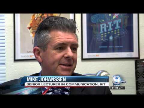 RIT on TV: Social Media expert talks about