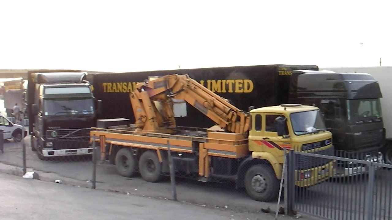 2008 Trucking to Turkey, part 2