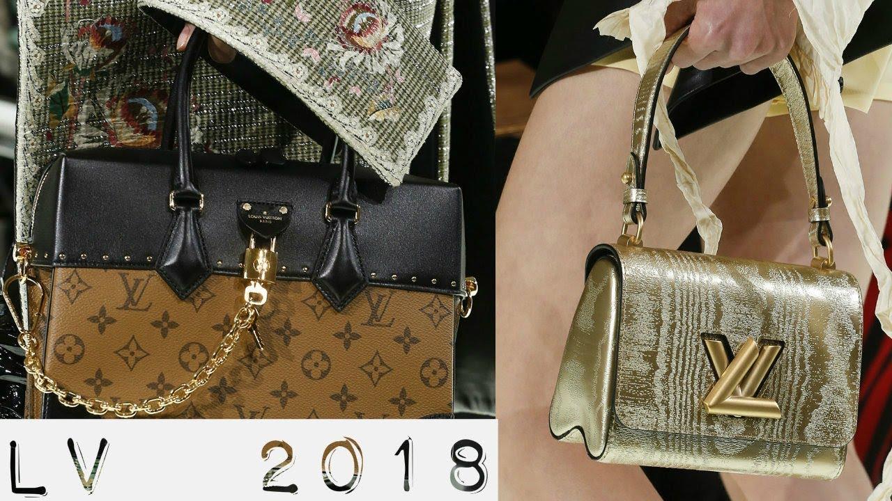 Louis Vuitton 2018 Bags Youtube