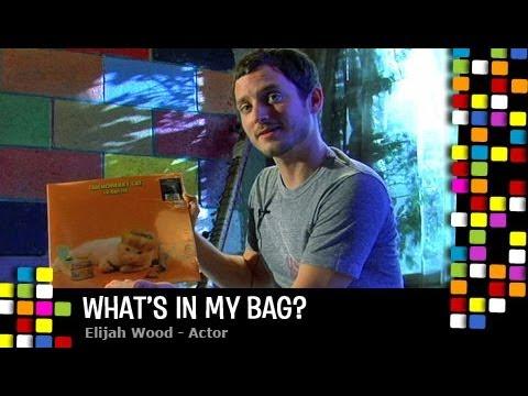 Elijah Wood - Whats In My Bag?