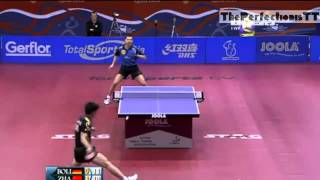 German Table Tennis - Something for the Future?