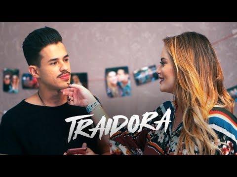 Bruno Rosa – Traidora (Letra)
