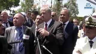 سلال في زيارة تفقدية للعاصمة عشية الاحتفال بالذكرى الـ 53 للاستقلال