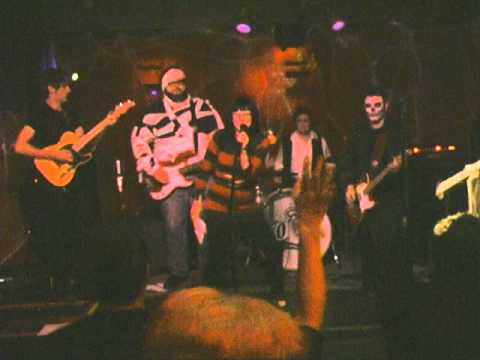The Devil's Satans @ The Crack Fox/Halloween 10/31/12