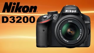Review nikon D3200 مراجعة