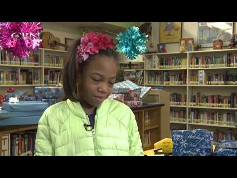 Merry Christmas! Needy Kids Get Unexpected Gifts