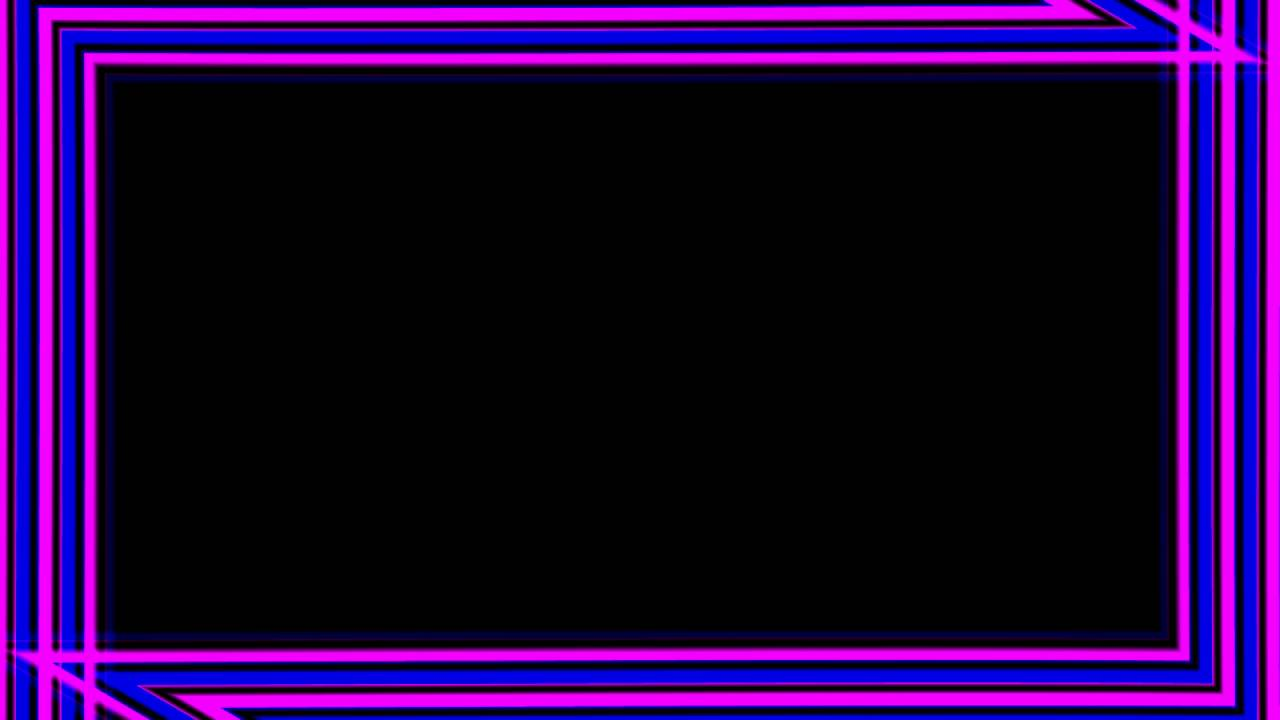 frame lines neon - video background hd free - youtube