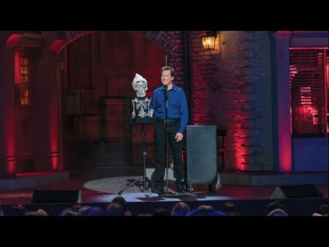 Walk of Fame Honoree Jeff Dunham Opens Up About His Constant Reinvention