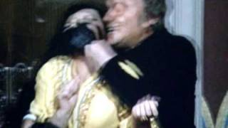 "Nice Woman in Yellow Dress Handgagged 2 / 3 "" The Persuaders """