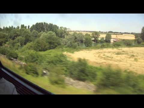 TGV (tren bala de Francia)