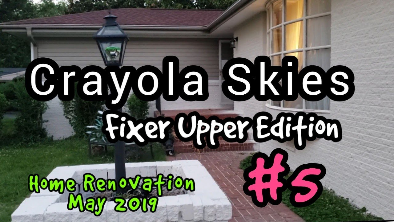 Crayola Skies Fixer Upper Edition #5
