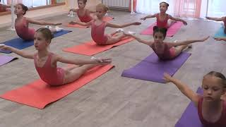 Tutorial ballet for kids stretching hard 2021