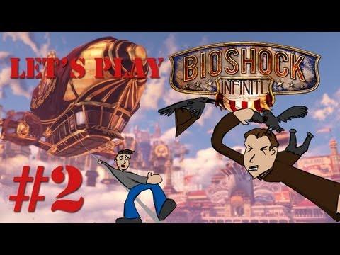 "Let's Play ""Bioshock Infinite"", Part 2: Circus of Vigors"