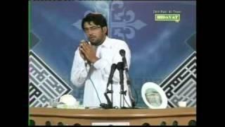 LIVE Mir HASSAN MIR ya imam e raza HQ 13 rajab jashan dam dam ali maula ya abbas