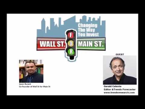 Gerald Celente - Wall St. For Main St. - March 15, 2015