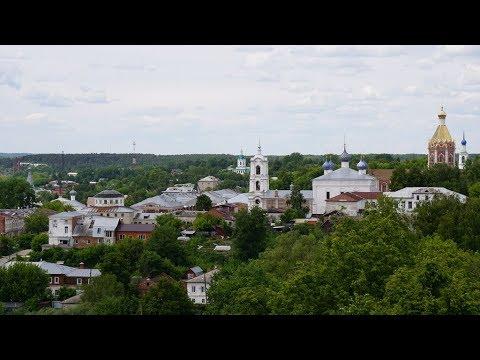 Касимов -  прогулка по городу