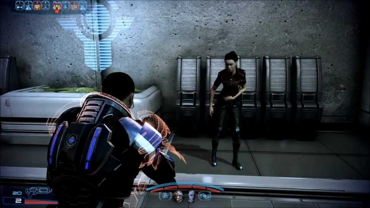 mass effect 3 sentinel grissom academy insanity youtube. Black Bedroom Furniture Sets. Home Design Ideas