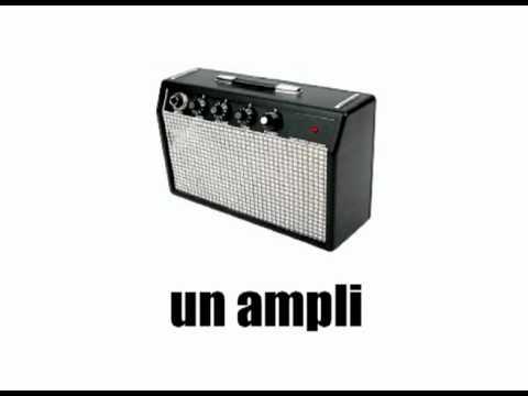 [Video French lesson] Les instruments de musique